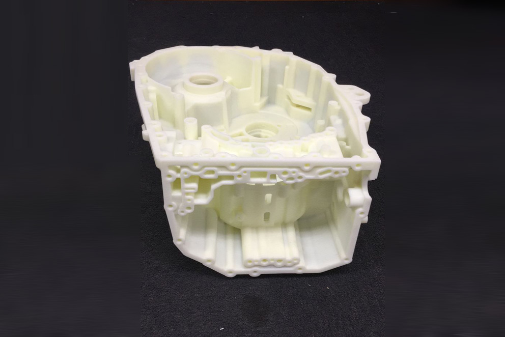Plastic ABS Prototype Samples With CNC Machined